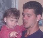 mon fils mickael et sa fille