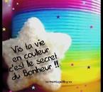 Le Bonheur peut tøùt changer ^^