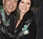 Eros et Laura Pausini