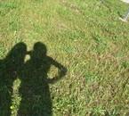 nos ombre oriane et moii
