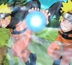 Naruto démon renar à neu
