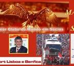 S.L.BENFICA E O MAIOR CLUBE DO MUNDO COM 160.000 SOCIOS