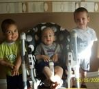 Les 3 frères...
