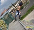 Rock 180° dans la grande courbe a Gardanne ! By Jonathan