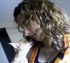 moi et le chien