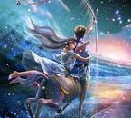 c'est mon horoscope le sagittaire
