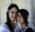 ma mili et moi  <3  ma soeur de coeur