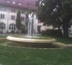 Dans la cOur du cOllège (Allemagne)