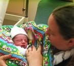 mon filleul a sa naissance le 13 Juillet