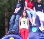 Walygator with Sarah, Martin & Marie. ( gueules de cons >< )