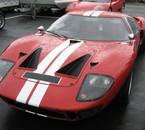 Ford GT40 tout un mythe.