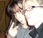 Aurélie et moi .. plus qu'une amitié