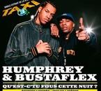 Qu'est-c'tu fous cette nuit Feat. Humphrey - Single