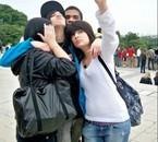 Loreine, moi & Melissa. (2010)