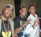 NORE, Tatoo and DJ KING SAMS