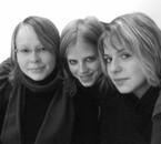 Sabrina, Laetitia et moi