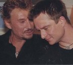 JOHNNY et DAVID