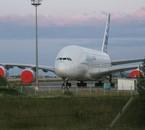 A 380 : a flight in a dream