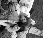 J.V, Moi, Hanna <3
