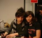 Nicola sirkis et moi