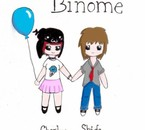 Par moi Binome boy et girl