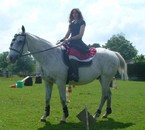 carnaval à cheval  lol