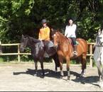 petite foto a cheval