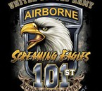 Screaming Eagles 101st Airborne