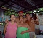 ma famille de Tahiti
