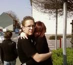 mon grand frere et moi =)P. o0Oh que je t aime.