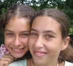 Marianne et moi , je ne t'oublie pas , tu me manques .