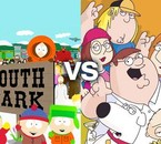 South Park vs Les Griffin