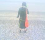 une naine au bord de la mer ?! ^^'