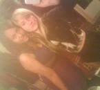 Yael et moi ♥