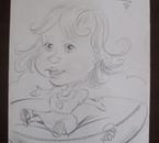 Caricature de Lou
