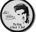 Elvis Presley, The King of Rock ' N ' Roll !!