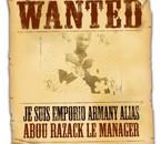 EMPORIO ARMANY ALIAS ABOU RAZACK LE MANAGER