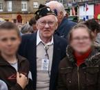 John Barnes Co A 116th et deux jeunes Virois