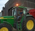 a la moisson 2006 sur JD 6610