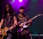 Slash, Tom morello