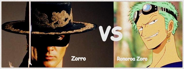 Fic Zorro VS Ronoroa Zoro