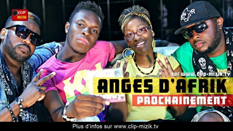 """dans l'émission LENNA ON DIT QUOI ? retrouve le groupe """" ANGES D'AFRIK """""""