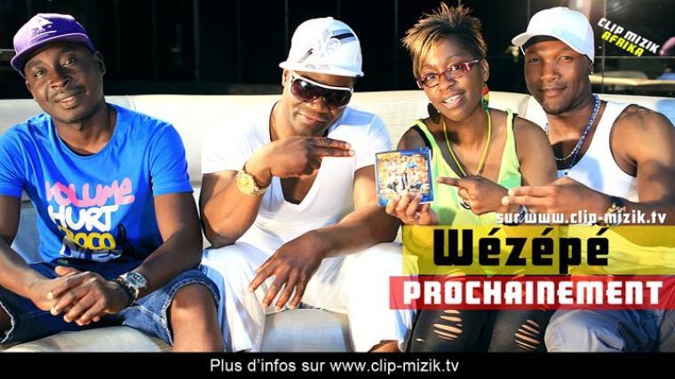 ce lundi 24 septembre : Clip Mizik se met à l'heure togolaise avec le groupe Wézépé ; )  www.clip-mizik.tv