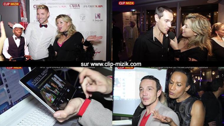 2 Evènements Exclusifs Cindy Lopes et les Awards de la télé-réalité