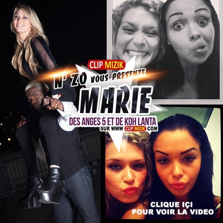 Vidéo de Marie sur www.clip-mizik.com