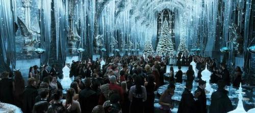 OS n°1 HP : Le Bal de Noël