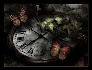 le temps passe... si vite.