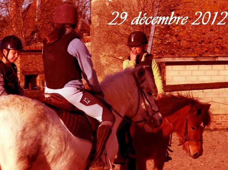 Samedi 29 décembre 2012