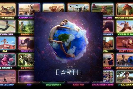 EARTH ( La Terre ) Mix 2019