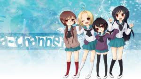 Manga: A Channel.